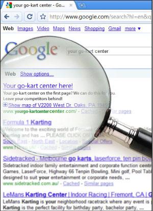 Trucchi per rendere visibile il tuo sito.