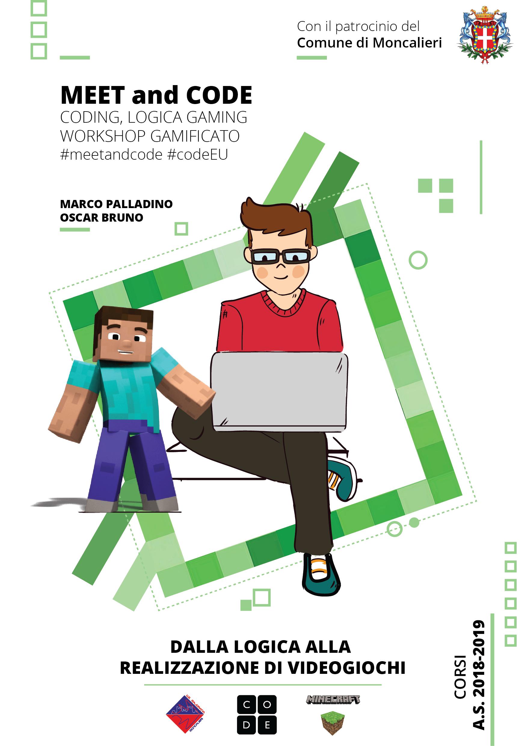 Coding e videogame….Novità corso di programmazione