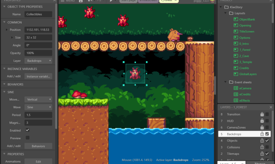 RPG tutorial….construct tutorial